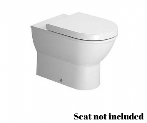Duravit Darling Back To Wall WC Pan - Pallet Of 10 - Model 2139090000